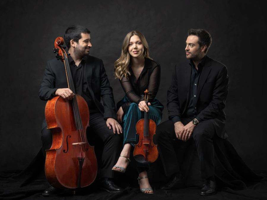 Trio Orelon, Münster Klassik, Klaviertrio