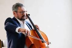 Leonid Gorokhov, Violoncello, bei Münster Klassik