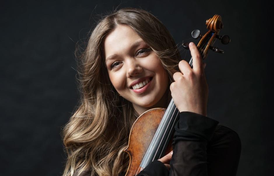 Judith Stapf (Violine), WDR Sinfonieorchester, Kölner Philharmonie